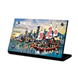 MGYQ Anzeigenständermarke Geeignet für Lego 70618 Ninjago Destiny's Bounty Messeständer Kit