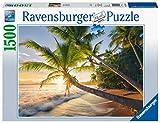 Ravensburger Puzzle 15015 - Strandgeheimnis - 1500 Teile Puzzle für Erwachsene und Kinder ab 14 Jahren, Puzzle mit Strand-Motiv