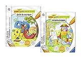 tiptoi Ravensburger Schul-Bücher Set - Erste Buchstaben und Vorschulwissen