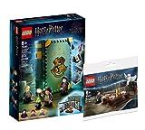 Collectix Lego Harry Potter Set - Hogwarts Moment: Zaubertrankunterricht 76383 + Harry Potter und Hedwig: Eulenlieferung 30420 (Polybag)