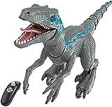 HGFDSA Elektronisches Simulations Dinosaurier Spielzeug,Ferngesteuerter Dinosaurier,Kinder Spielzeug,Jurassic Dinosaurier World,Dinosaurier Elektrisch,Prahistorische Kreaturen,Riesen Dinosaurier