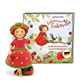 tonies Hörfigur für Toniebox, Erdbeerinchen Erdbeerfee – Zauberhafte Geschichten, Hörspiel für Kinder ab 3 Jahren, Spielzeit ca. 42 Minuten