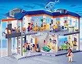 Playmobil 4404 - Großes Krankenhaus mit Einrichtung
