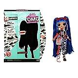L.O.L. Surprise! 570295PE7C LOL Surprise OMG 38 Doll- Downtown BB, 25 cm große bewegliche Fashion Puppe mit 20 Überraschungen