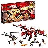LEGO 70653 Ninjago Mutter der Drachen