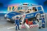PLAYMOBIL City Action 4259 Polizei-Einsatzwagen, Ab 4 Jahren