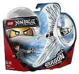 LEGO®NINJAGO® Drachenmeister Zane (70648) cooles Kinderspielzeug