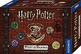 KOSMOS 680800 Kampf um Hogwarts Erweiterung -Zauberkunst und Zaubertränke, Erweiterung zu Harry Potter Spiel Hogwarts Battle in deutscher Sprache, für 2-5 Personen, ab 11 Jahre