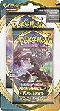 Pokemon Schwert & Schild Flammende Finsternis - 2-Pack-Blister - 1 Blister - Deutsch