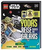 LEGO® Star Wars™ Yodas Reise durch die Galaxis: Exklusive Yoda-Minifigur. Reise nach Tatooine, Endor, Hoth, Dagobah und mehr!