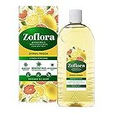 Zoflora Zitrus Frisch - 500 ml Duft-Konzentrat für bis zu 20 L Mehrzweck-Desinfektionsreiniger - gegen Viren mit 3Fach Wirkung - Anwendbar auch als Allzweckreiniger