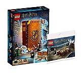 Collectix Lego Set - Harry Potter Hogwarts Moment Verwandlungsunterricht 76382 + Harry Potter und Hedwig: Eulenlieferung 30420 (Polybag)