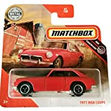 Matchbox 1971 MGB Coupe MBX Countryside 61/100 2020 Short Card