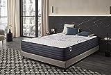 Naturalex   Perfectsleep   Matratze 180x200 cm   Memory und Blue Latex-Technologie Extra Komfort HR   Perfekter Halt mit Atmungsaktivem Schaumstoff   Ergonomisch Entspannend und Hypoallergen