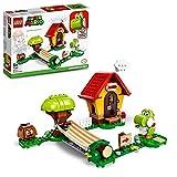 LEGO71367SuperMarioMariosHausundYoshi–Erweiterungsset, Bauspiel