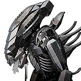 Modbrix ☣ Bausteine Alien Xenomorph Konstruktionsspielzeug, über 2000 Bausteine ☣