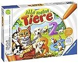 Ravensburger tiptoi 00776 - Alle meine Tiere - Spiel von Ravensburger ab 3 Jahren - Lerne spielerisch die Zahlen von 1 bis 10 mithilfe heimischer Tiere