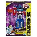 Transformers Spielzeuge Cyberverse Ultimate-Klasse Optimus Prime Action-Figur – lässt Sich für mehr Power mit der Energon Armor kombinieren – Für Kinder ab 6 Jahren, 22,5 cm