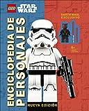 LEGO® Star Wars. Enciclopedia de personajes (nueva edición): (incluye una minifigura exclusiva de Darth Maul)
