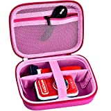 Tasche für Vtech 80-531884/ 80-531804 KidiZoom Video Studio HD Kinderkamera(nur Box) -Rosa