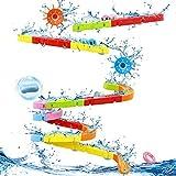 LBLA Badespielzeug Badewannenspielzeug Kinder Wasser Spielzeug 38 Stück Dusche Spielzeug Badespaß Wasserspielzeug Für Kinder Ab 3 4 5 Jahre