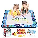 dmazing Spielzeug ab 2 3 4 5 6 Jahre Mädchen, Aqua Doodle Baby Spielzeug 12-18 Monats Ostern Geschenke für Jungs 3-12 Jahre Kinderspielzeug Geschenk Mädchen 4-10 Jahre Lernspielzeug Ostergeschenk