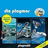 Die große Weltall-Box. Das Original Playmobil Hörspiel: Die Playmos 29, 36, 48