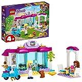 LEGO 41440 Friends Heartlake City Bäckerei Spielset, Spielzeug ab 4 Jahren für Jungen und Mädchen mit Stephanie und Olivia Mini Puppen