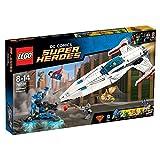 LEGO 76028 - DC Universe Super Heroes Darkseids Überfall
