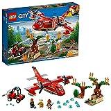 LEGO 60217 City Fire Löschflugzeug der Feuerwehr