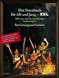Das Fetenbuch für Alt und Jung - XXL: 100 Lieder und Hits zum Mitsingen, leicht arrangiert für Gesang und Gitarre - im großen Notenformat mit ... Liederbuch. (Liederbücher für Alt und Jung)