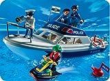PLAYMOBIL® 3190 - Polizeiboot/Jet Ski