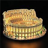 HLEZ LED-Beleuchtungsset für Colosseum Klassische Version LED Licht Kit Kompatibel mit Lego 10276 Modell (Nicht Enthalten Lego Modell)