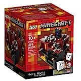 Lego Cussoo Minecraft 21106 - Die Unterwelt [UK Import]