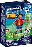 PLAYMOBIL 70482 Nationalspieler Spanien, ab 5 Jahren