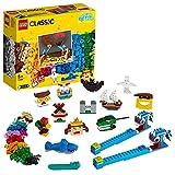 LEGO 11009 Classic Bausteine - Schattentheater, Bauset, kreativer Schattenspiel-Spaß für Kinder ab 5 Jahren