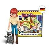 tonies Hörfiguren für Toniebox - Bibi und Tina - Die Waschbären sind los - ca. 40 Min. - Ab 6 Jahre -DEUTSCH