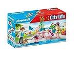 PLAYMOBIL City Life 70593 Kaffeepause, Für Kinder von 5 - 12 Jahren