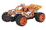 Carrera RC 2,4GHz 4WD Truck Buggy Orange I ferngesteuertes Auto ab 6 Jahren für drinnen & draußen I mit Batterien, Fernbedienung & Allrad I Spielzeug für Kinder & Erwachsene I sofort einsatzbereit