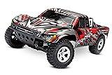 Traxxas Slash 2WD 1:10 RTR Rot