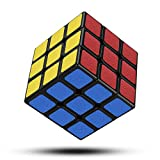 Jooheli Zauberwürfel, Speed Cube 3x3 Magic Cube 3D Magischer Würfel Spielzeug fit Speed Cubing Gehirn Training für Kinder Erwachsene Anfänger (Mattiertes)