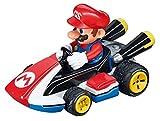 Carrera 20064033 Go!!! Nintendo Mario Kart 8 Rennauto für alle Carrera GO!!! Bahnen   Zusätzlicher Mario-Rennwagen als Erweiterung für Bahnen im Maßstab 0.0715277777777778   Für Kinder ab 6 Jahren & Erwachsene