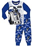 Star Wars Jungen R2D2 Schlafanzug - Slim Fit - 110