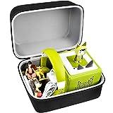 Tasche für Toniebox Starterset und Tonies Hörfiguren, Ordnungsbox Musical Organizer Aufbewahrungsbox für viele Tonies, Kinderkopfhörer Tonie -Nur Box