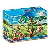 PLAYMOBIL Family Fun 70345 Orang Utans im Baum, Ab 4 Jahren