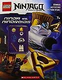 Lego Ninjago: Ninja Vs. Nindroid