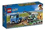 LEGO 60223 City Great Vehicles Transporter für Mähdrescher