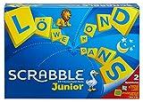 Mattel Spiele Y9670 Scrabble Junior Wortspiel und Kinderspiele, Brettspiele, Geeignet für 2 - 4 Kinder ab 6 Jahren, Design kann variieren