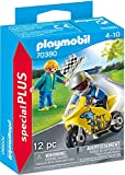 PLAYMOBIL Special Plus 70380 Kinder mit Mini-Motorrad, Ab 4 Jahren