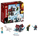 Lego Ninjago70671 Angriff des EIS-Samurai, Bauset